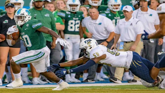 Tulane pounces Panthers in season opener