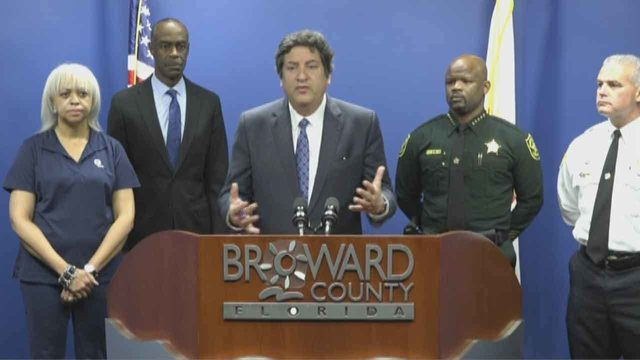 Broward County mayor says state of emergency will be declared