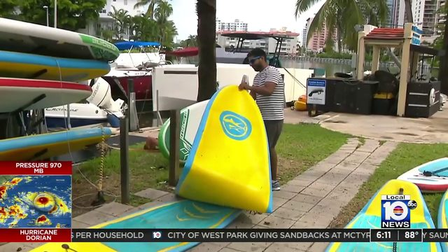 Miami Beach businesses expect to suffer days of losses before, after Dorian