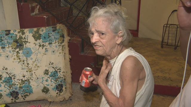 Neighbors tell story of fear after landlord evicts elderly woman in Miami Beach