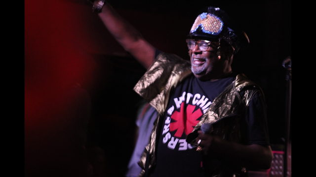 Mothership Connection with George Clinton at Revolution Live