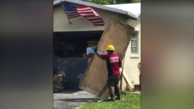 Community rallies behind Davie woman who lost her home in fire