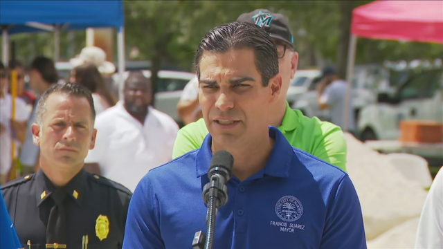 Miami mayor declares state of emergency despite Dorian's projected path