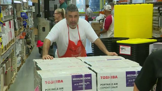 Palm Beach County residents still taking precautions as Dorian remains…