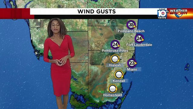 8 PM Advisory for Hurricane Dorian with Betty Davis