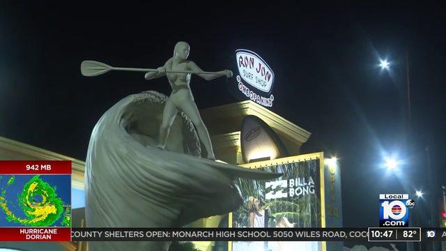 Cocoa Beach residents heed Hurricane Dorian's warnings