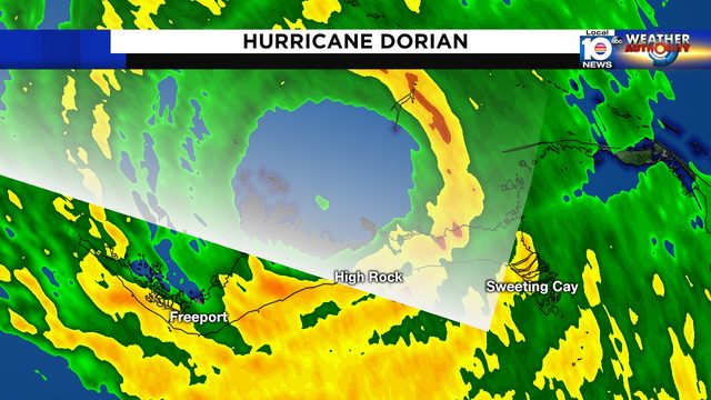 Broward County opens 3 shelters as Hurricane Dorian lingers over Bahamas