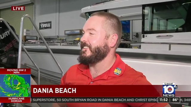 Local 10 Careforce now collecting donations in Dania Beach for Bahamas