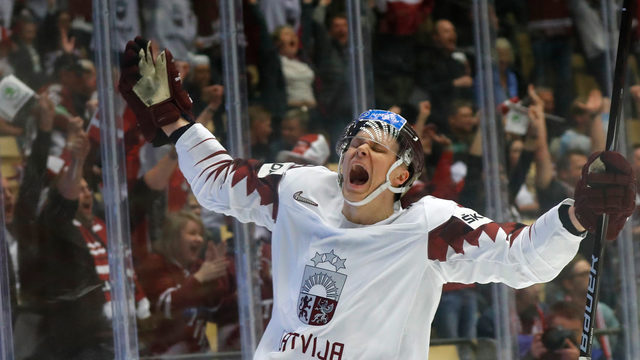 Latvian prospect Rodrigo Abols has mature outlook heading into first…