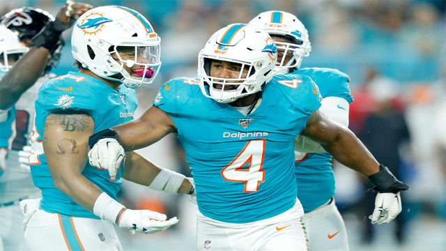 Dolphins cut pass-rusher Nate Orchard