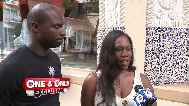 Bahamian newlyweds stuck in Miami worried for family back home