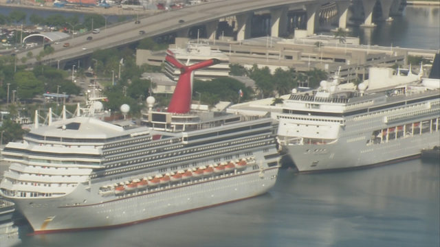 Why cruise ships can't go to Bahamas to rescue Hurricane Dorian victims