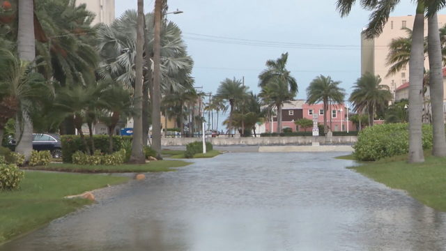 Millions being spent to prevent flooding in Hollywood as king tides roll in