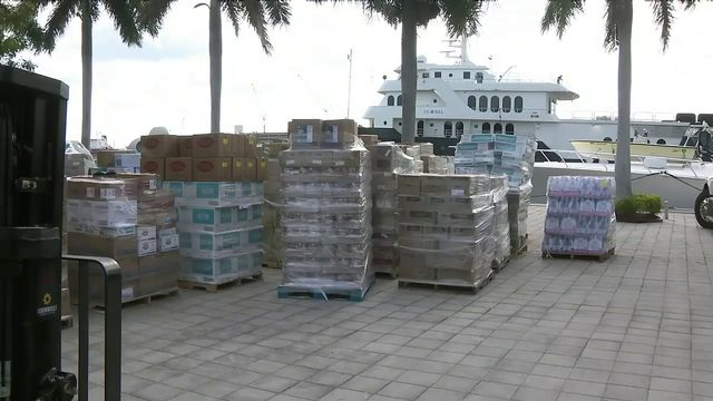 Local celebrity chef spearheads efforts to bring much-need food to Bahamas