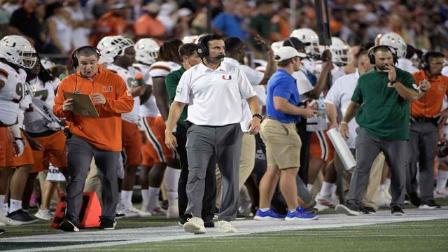 Hurricanes will play third straight game on ACC Network