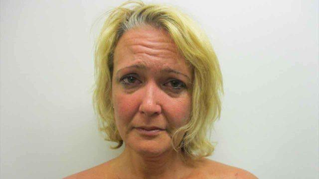 Woman accused of kicking Florida Keys deputies in groin