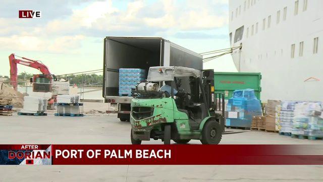 Bahamas Paradise Cruise Line sends ship on humanitarian mission