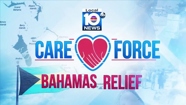 Care Force Bahamas Relief moves to make a difference