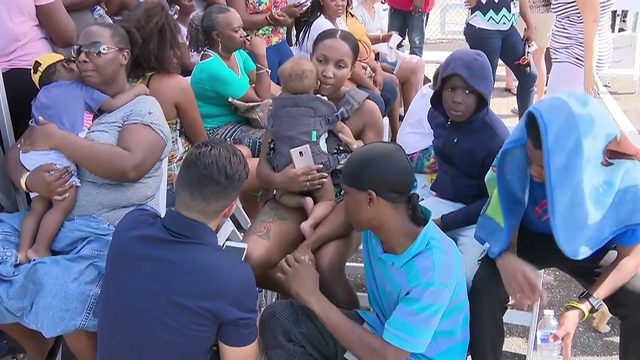Coast Guard rescues dozens in Bahamas, transports them to receive…