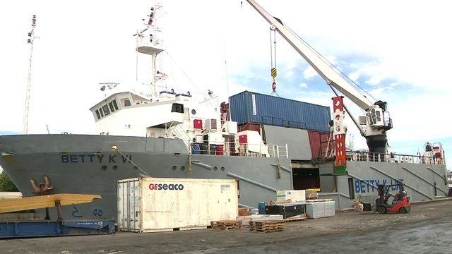 Shipping company organizes donation drive for Bahamas