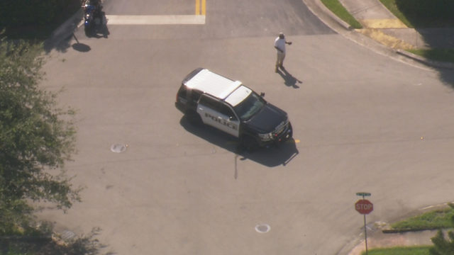 Schools on lockdown as Hollywood police search for possible armed subject
