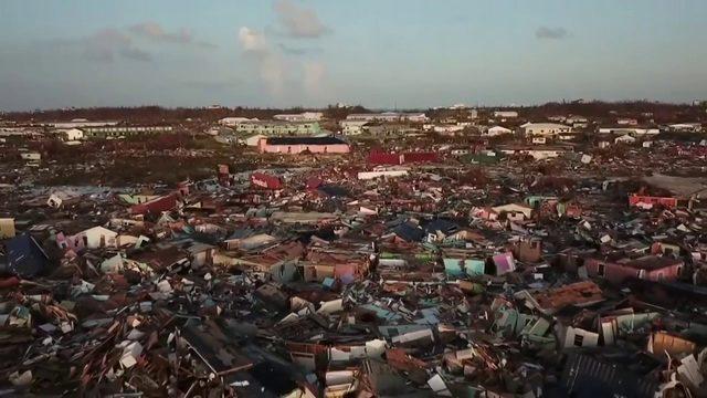 Injured Hurricane Dorian survivors make it to safety in Nassau