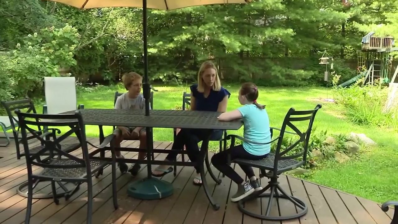 Pediatric ER doctor speaks about how job has influenced her
