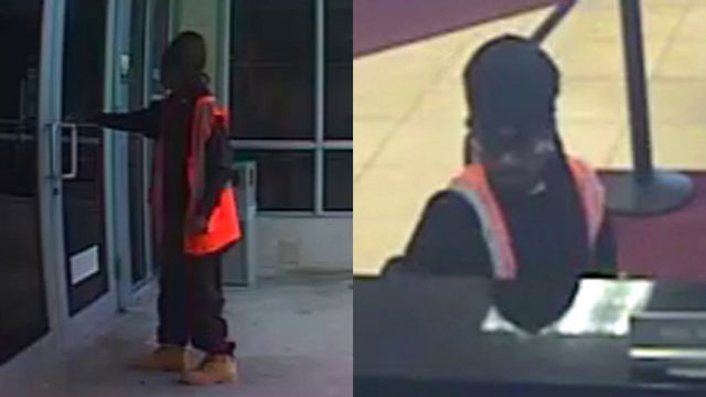 FBI agents search for suspect in Hialeah bank robbery
