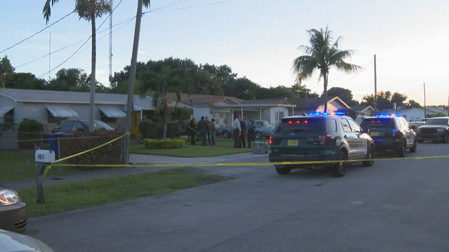 Baby dies at home in West Park, deputies say