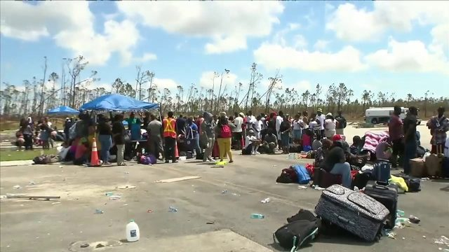 Care Force mission to help Bahamians continues