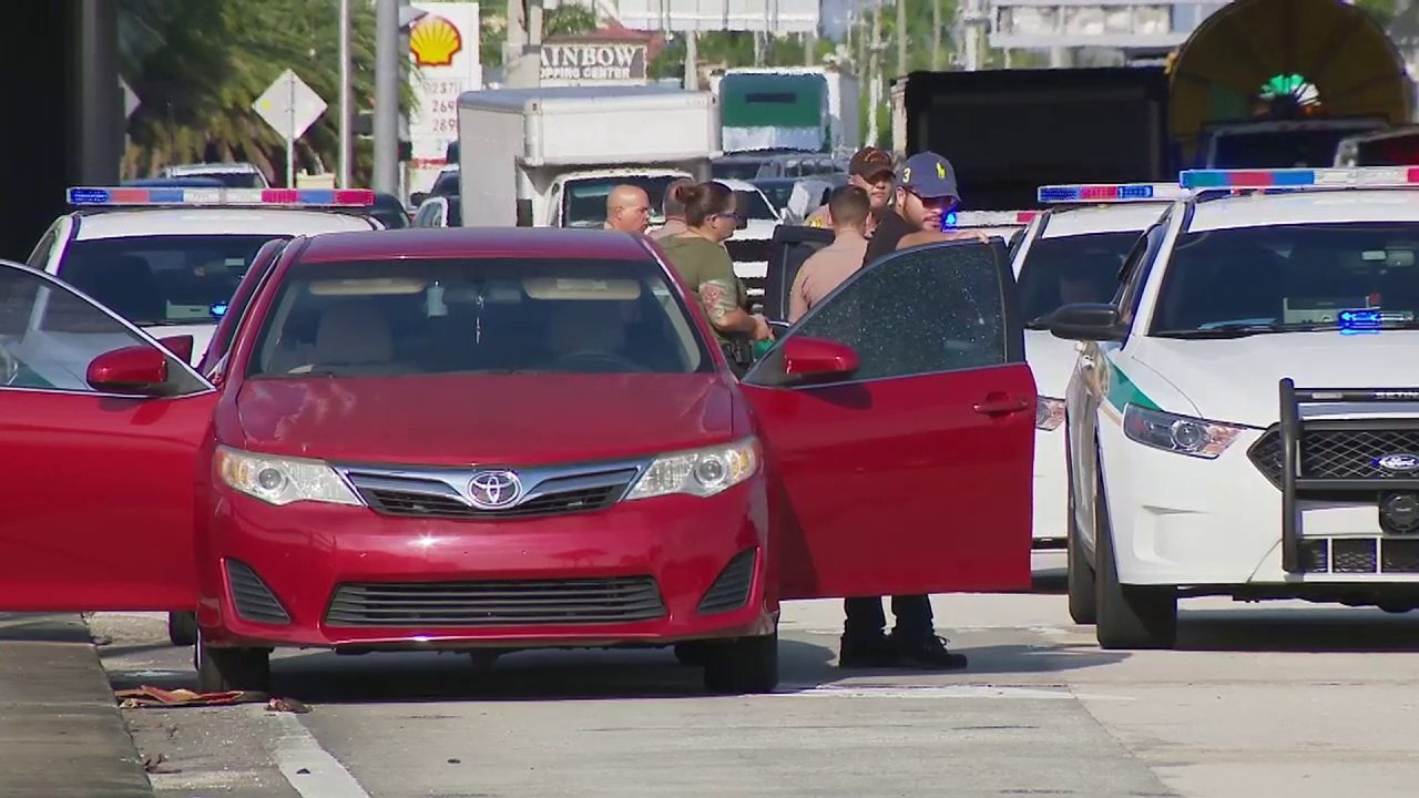Altercation between drivers leads to road-rage shooting