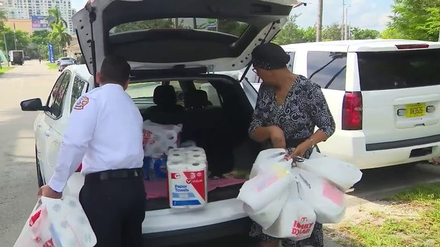 South Floridians show extreme generosity during hurricane relief efforts