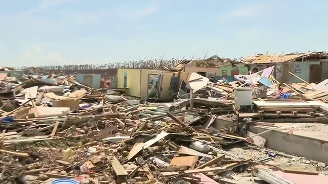 1 week after Dorian, parts of Bahamas still desperate for aid