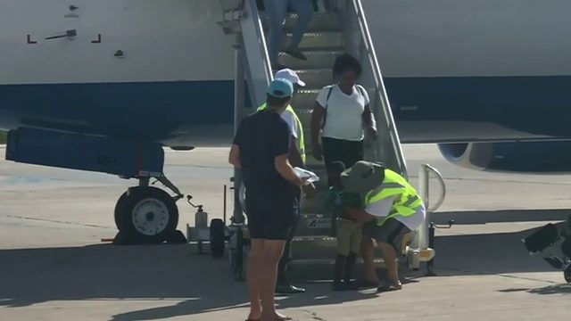 Demand for flights out of Bahamas still high for evacuees