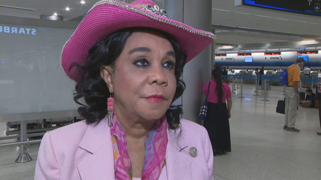 Florida Rep. Frederica Wilson travels to Bahamas to meet prime minister,…