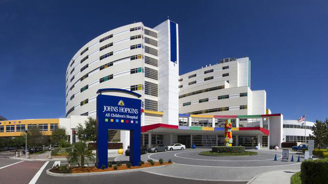 Florida hospital faces huge fine over children's heart unit