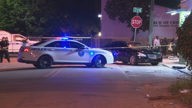 Man shot, killed outside Coconut Grove store