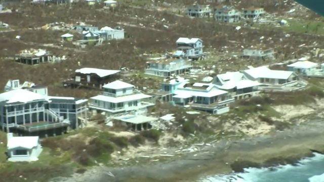 Damage, destruction and danger: Life after Dorian not easy in Bahamas