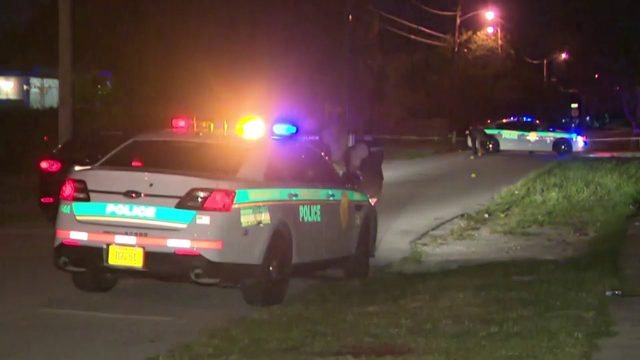 Man, woman, boy wounded in drive-by shooting