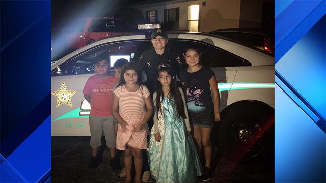 Florida 7-year-old's birthday party so wild someone called the cops