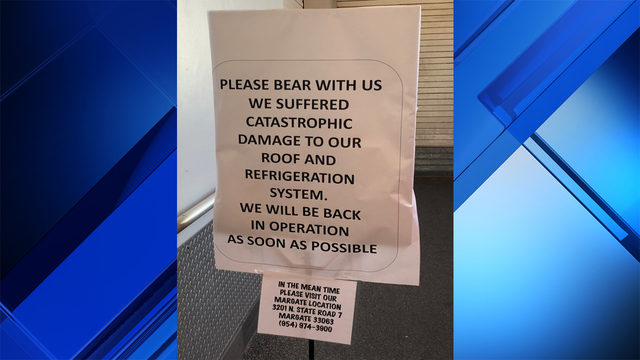 Misleading sign posted at Penn Dutch after listeria issues