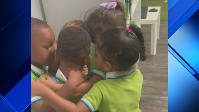 Pembroke Pines boy receives warm welcome from classmates after riding…