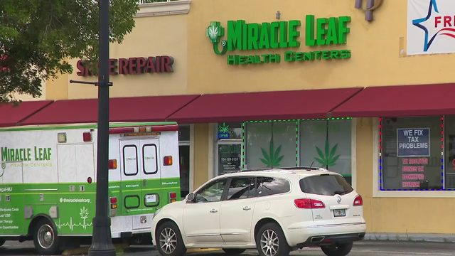 Broward medical marijuana facility has residents upset over proximity to…