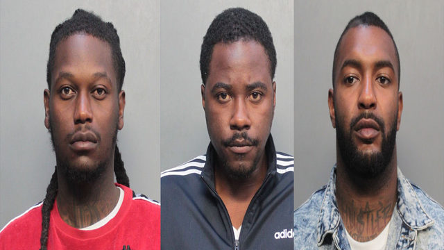 3 men use stolen credit cards in cruise ship shopping spree, police say