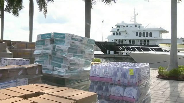 World Central Kitchen continues massive effort to feed Bahamian people in need