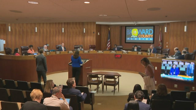 Broward County commissioners approve vote to build emergency tower in…