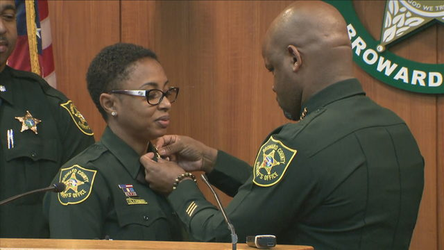 Meet Broward County's new undersheriff