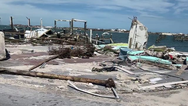 After losing home & business due to Hurricane Dorian, Bahamian man plans…