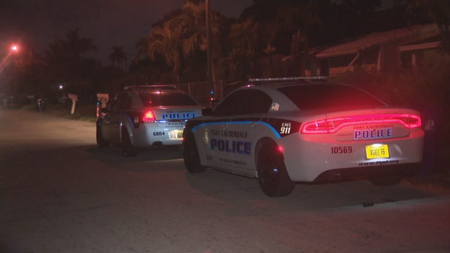 Man shot during armed robbery in Fort Lauderdale