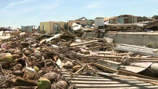 Officials say over 2,500 missing in Bahamas following Hurricane Dorian